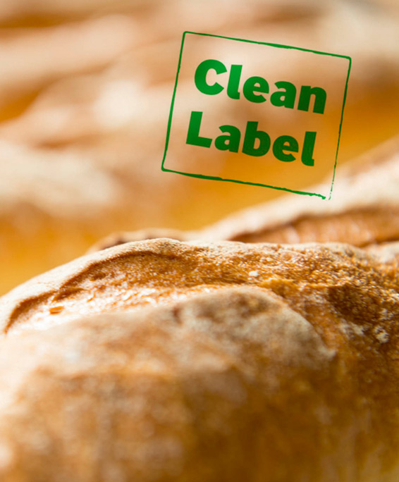 Durability & clean label