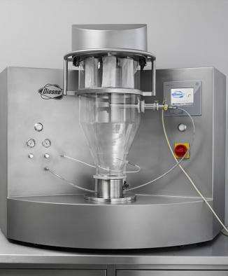 Fluid Bed and Drum Coating Processor MINI-LAB XP